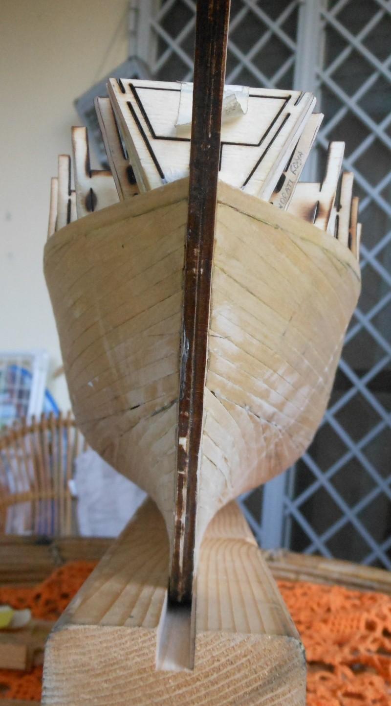 costruzione - costruzione di goletta, liberamente ispirata a piroscafo cannoniera del XIX secolo Dscn2011