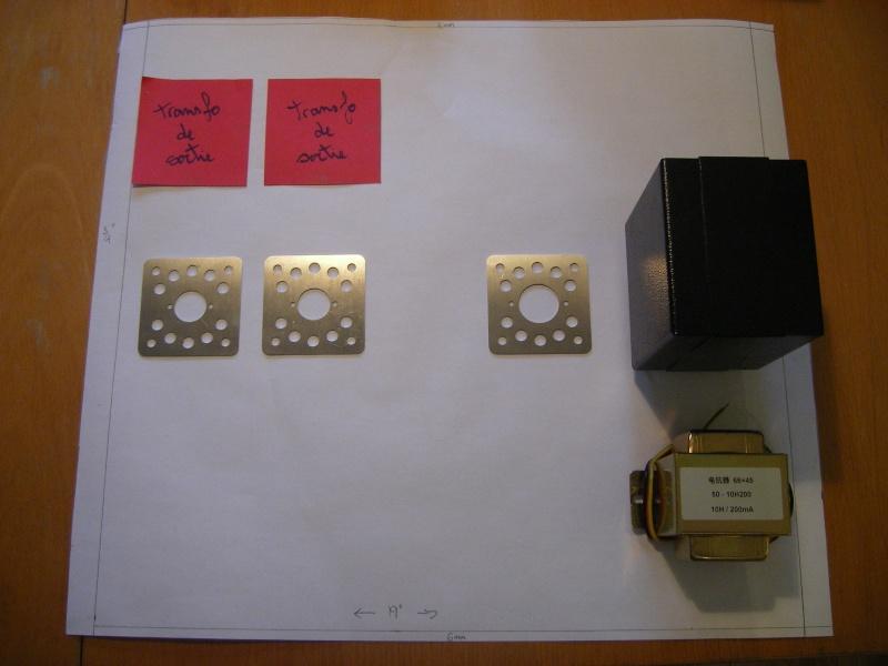 Préamp SE 5687 + TS Exteir12