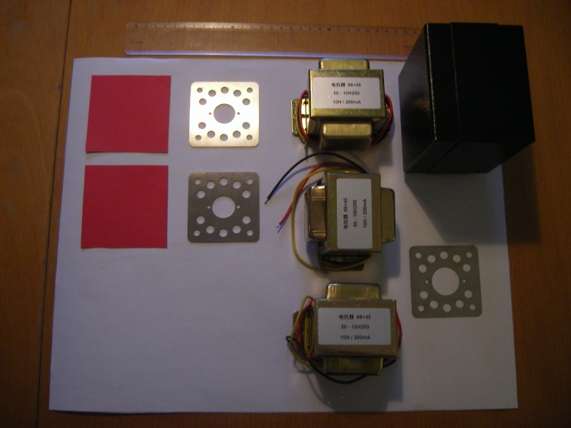 Préamp SE 5687 + TS Implan13