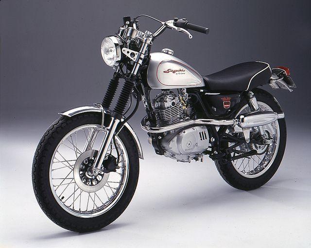 Suzuki 125GN Scrambler - Page 3 Gn125510