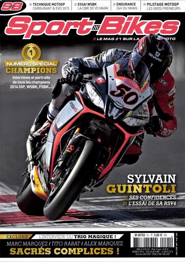 Spécial champions piste.... Gp10