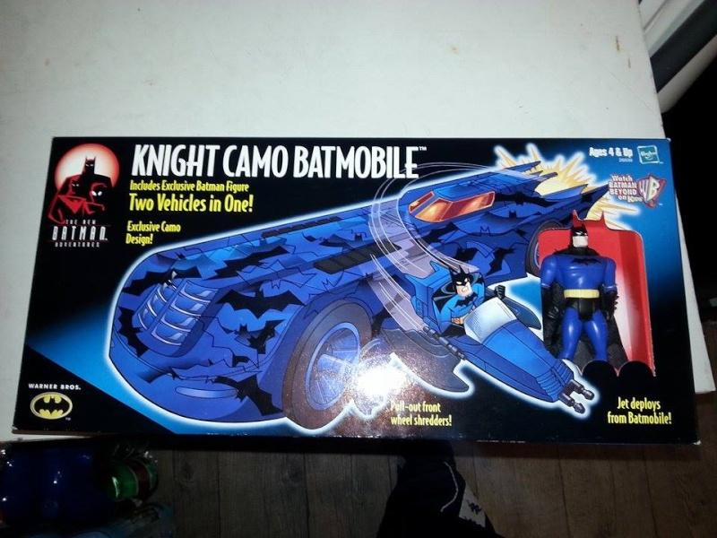 BATMOBILE KENNER SERIE BATMAN ANIMATED.... 10595710