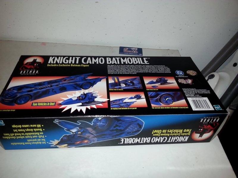 BATMOBILE KENNER SERIE BATMAN ANIMATED.... 10617710