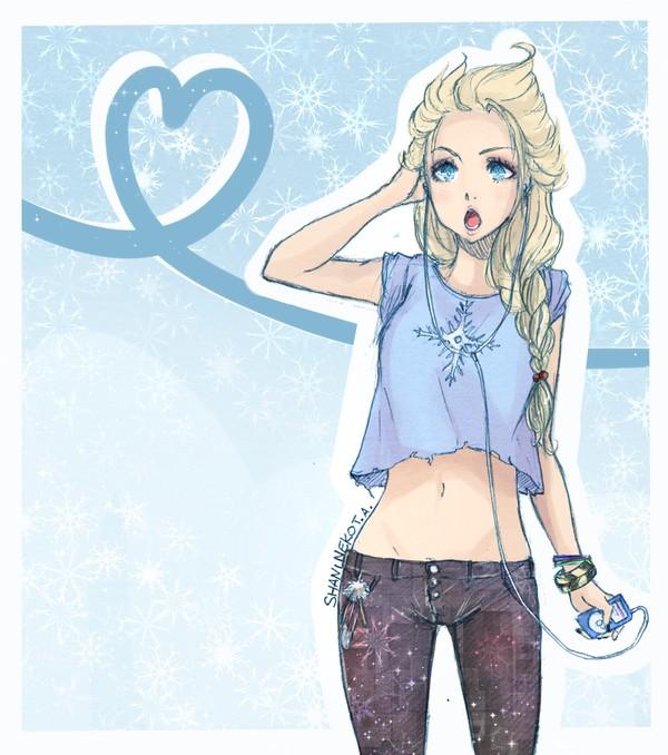Avatar et Sign : en prévision ...  Elsa_111