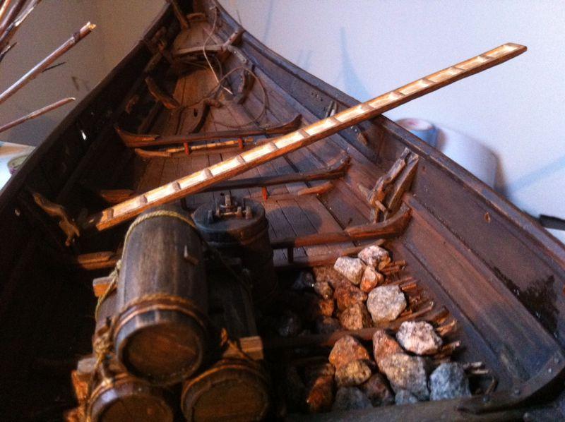 Wikingerschiff Skuldelev 3 / Teil II - Seite 14 Laufbr10