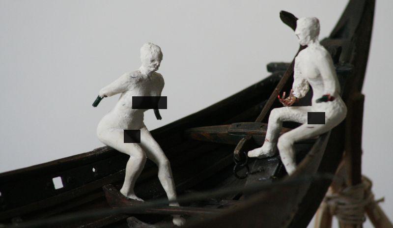 Wikinger-Schiffs-Leute, für Skuldelev 3, 1:20 ca. 83mm - Seite 5 Paar210