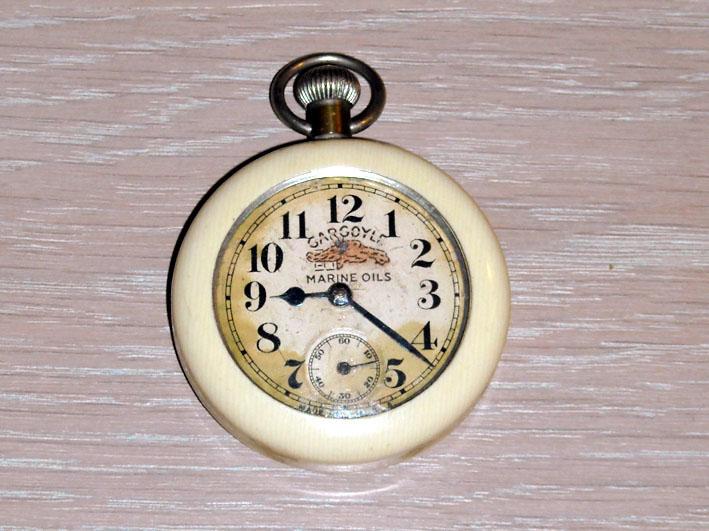 L' horloge du Forum ... Gargoy10