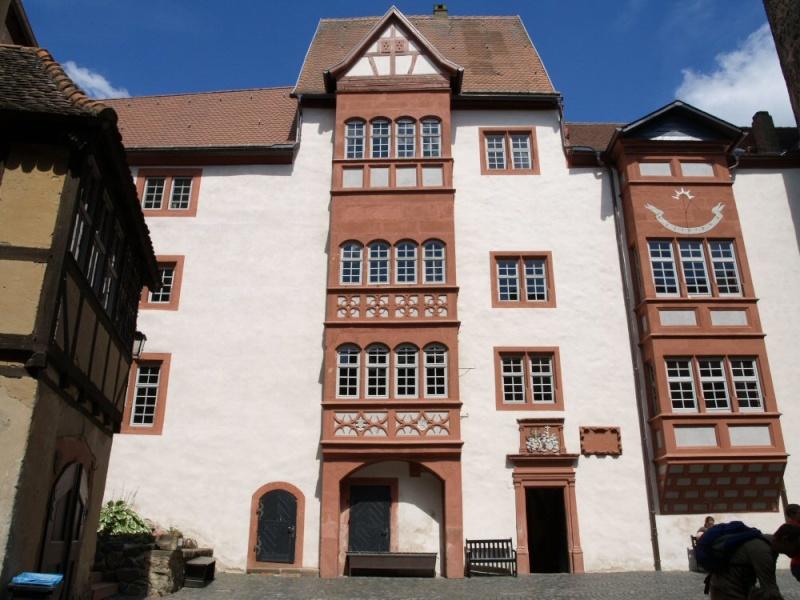 Ronneburg von Schreiber 1:250 P8112215
