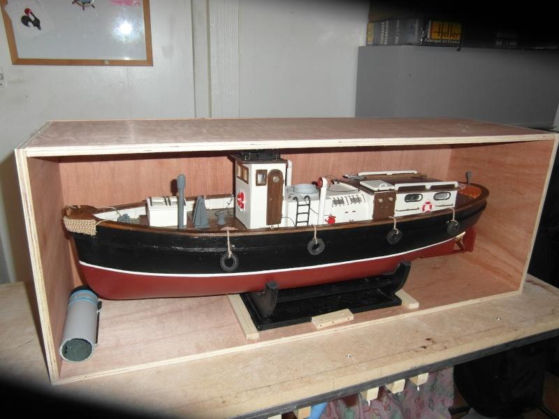 bateau vapeur 1900 échelle 1/45  - Page 9 00113