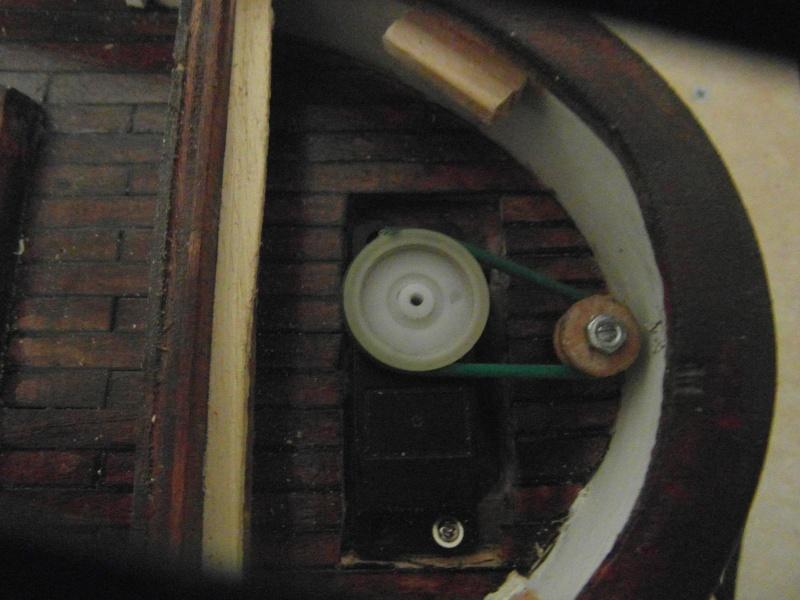 bateau vapeur 1900 échelle 1/45  - Page 9 00313