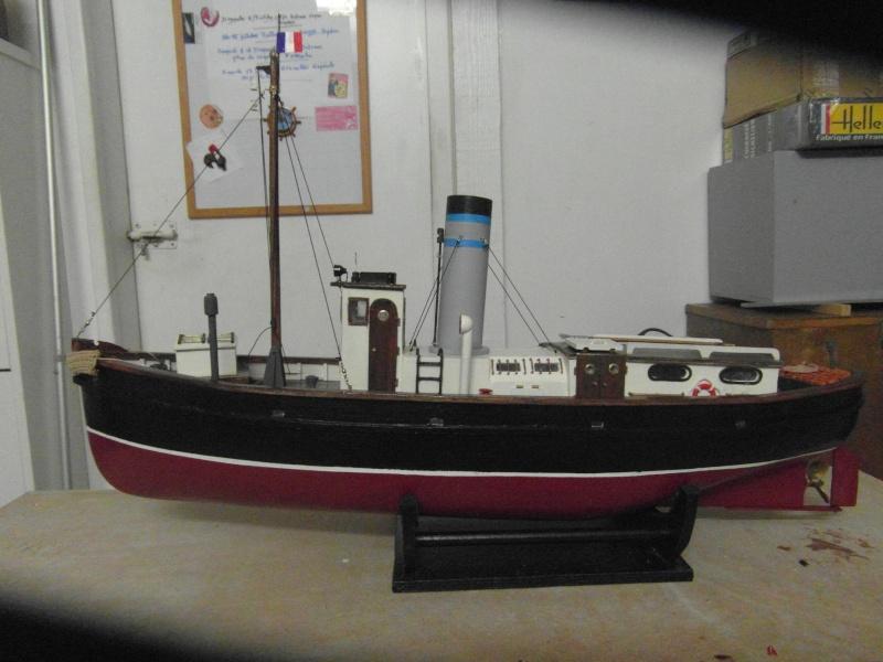 bateau vapeur 1900 échelle 1/45  - Page 9 00415