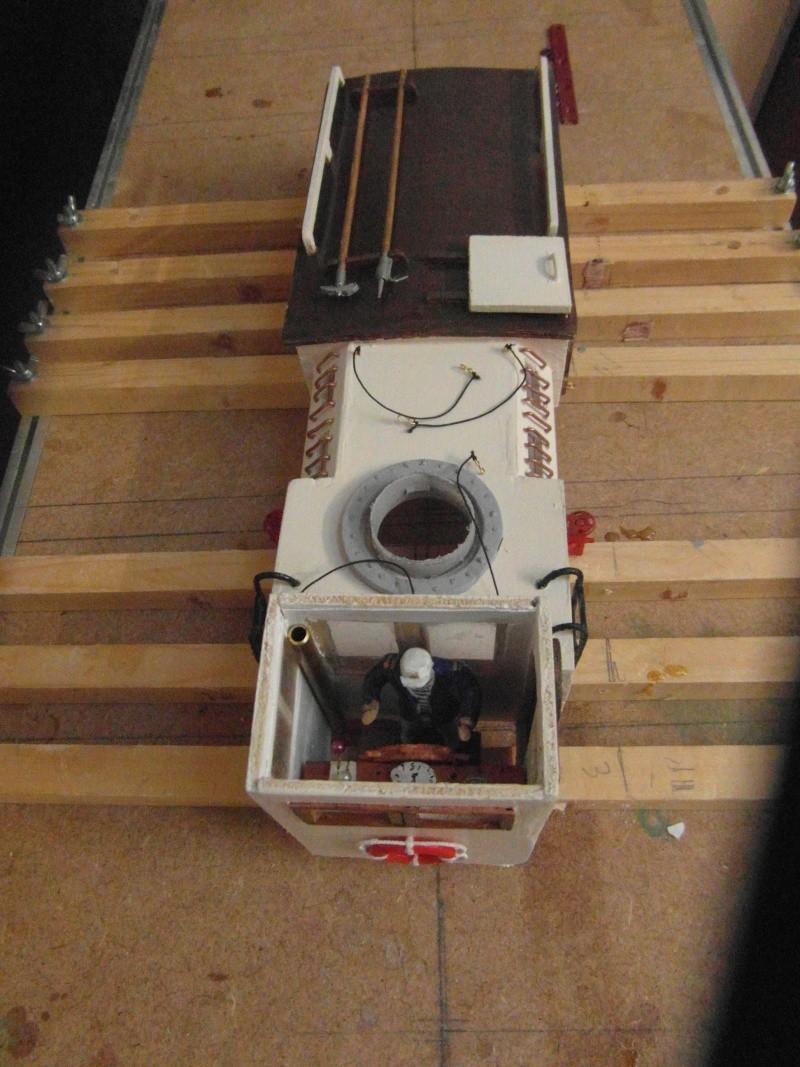 bateau vapeur 1900 échelle 1/45  - Page 7 00510