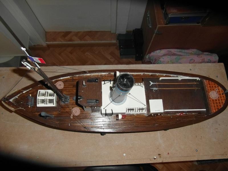 bateau vapeur 1900 échelle 1/45  - Page 9 00611