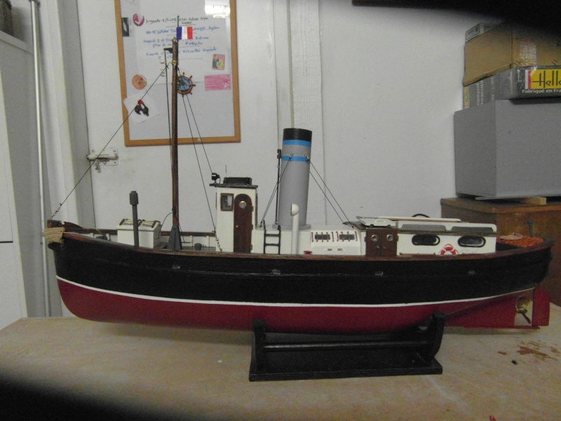 bateau vapeur 1900 échelle 1/45  - Page 9 00710