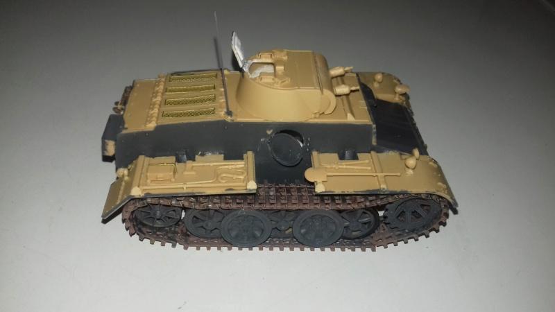 Char German  PZ.Kprw.I Ausf.f 1026