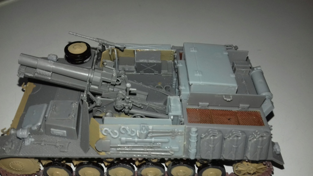 Tank Bison II  1125