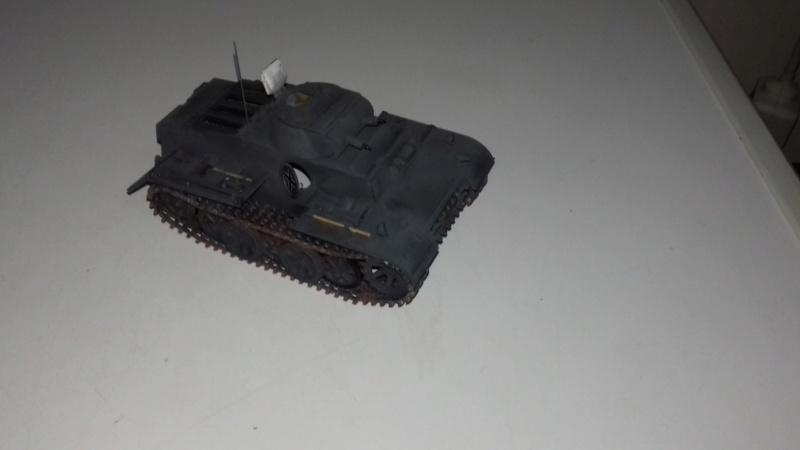 Char German  PZ.Kprw.I Ausf.f 1220