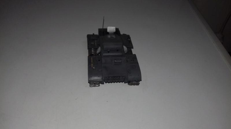 Char German  PZ.Kprw.I Ausf.f 1316