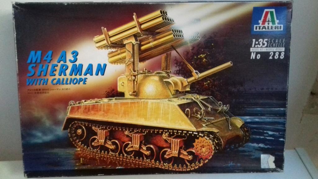 tank SHERMAN 147