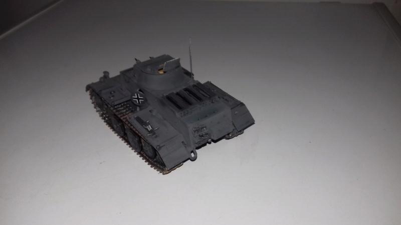 Char German  PZ.Kprw.I Ausf.f 1515