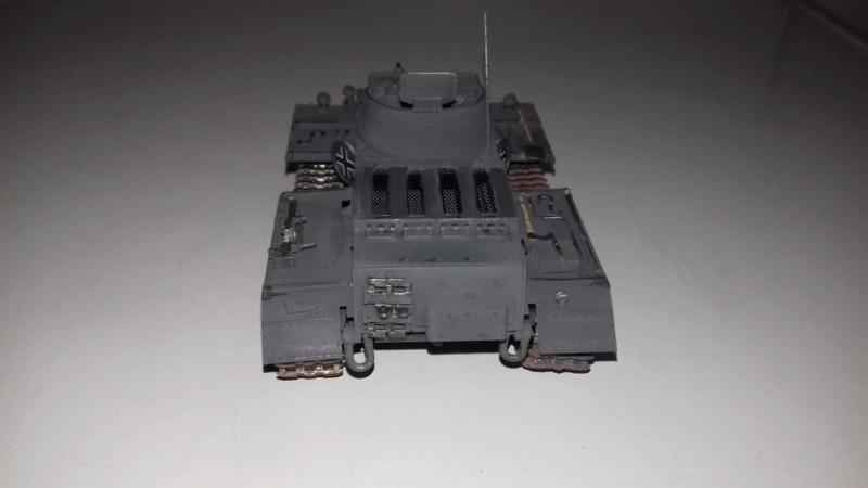 Char German  PZ.Kprw.I Ausf.f 1715