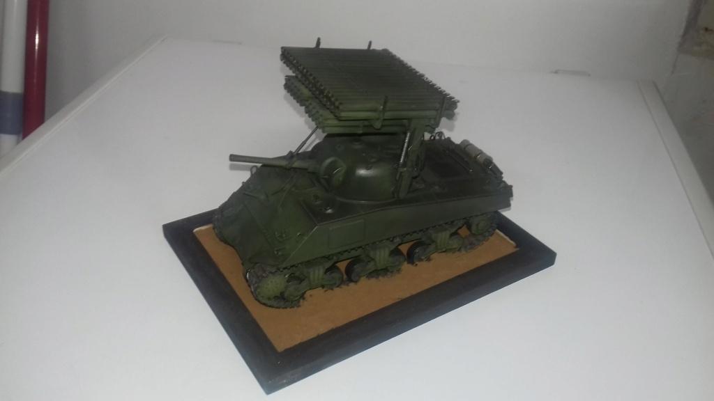 tank SHERMAN 2017