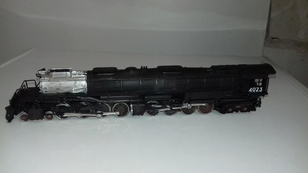 locomotive  Vapeur 20180611
