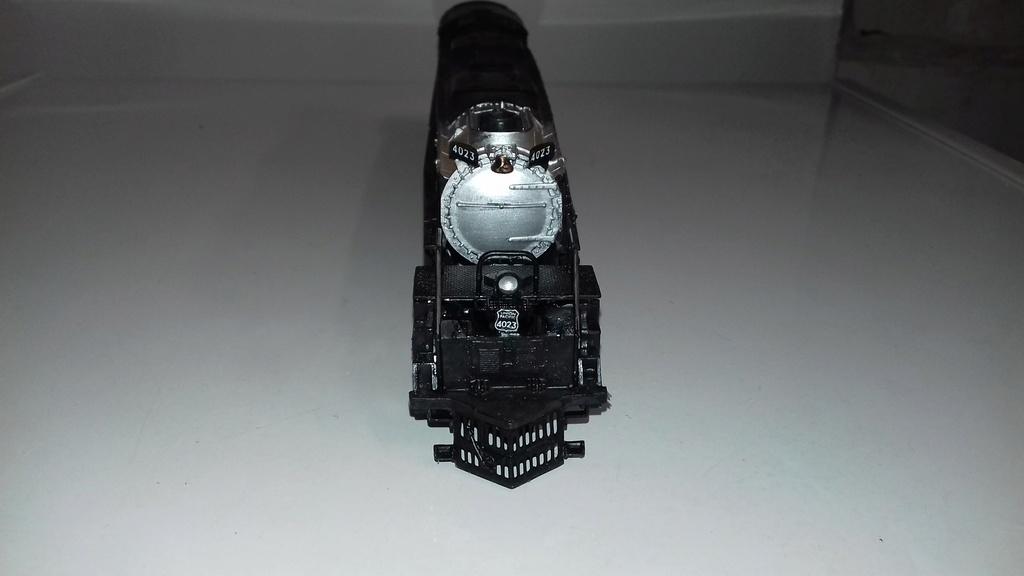 locomotive  Vapeur 20180612