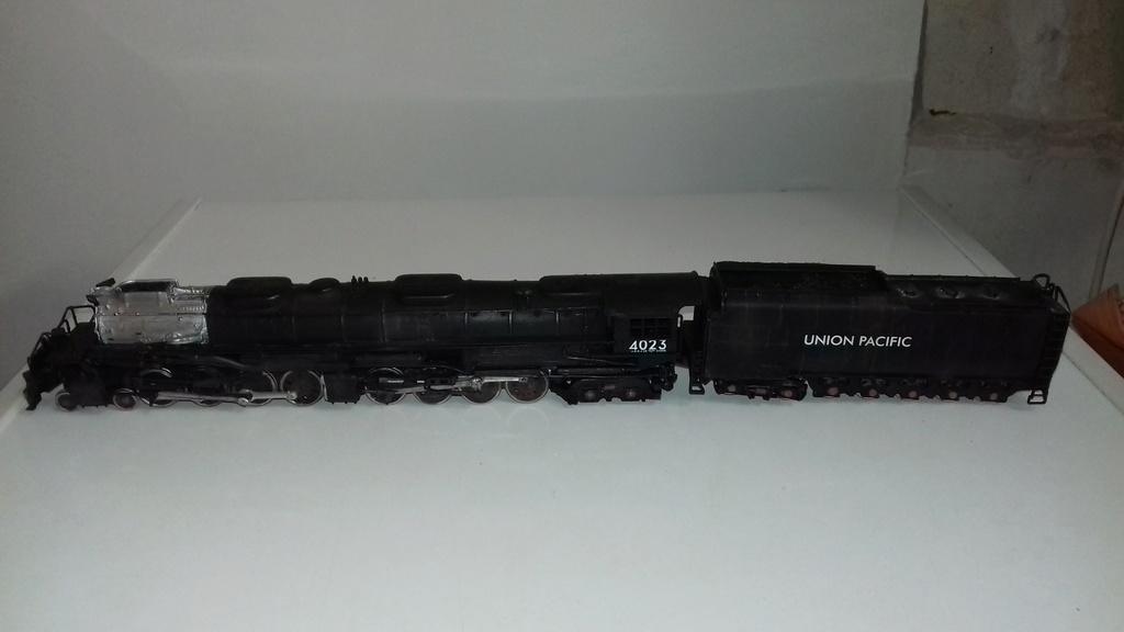 locomotive  Vapeur 20180615