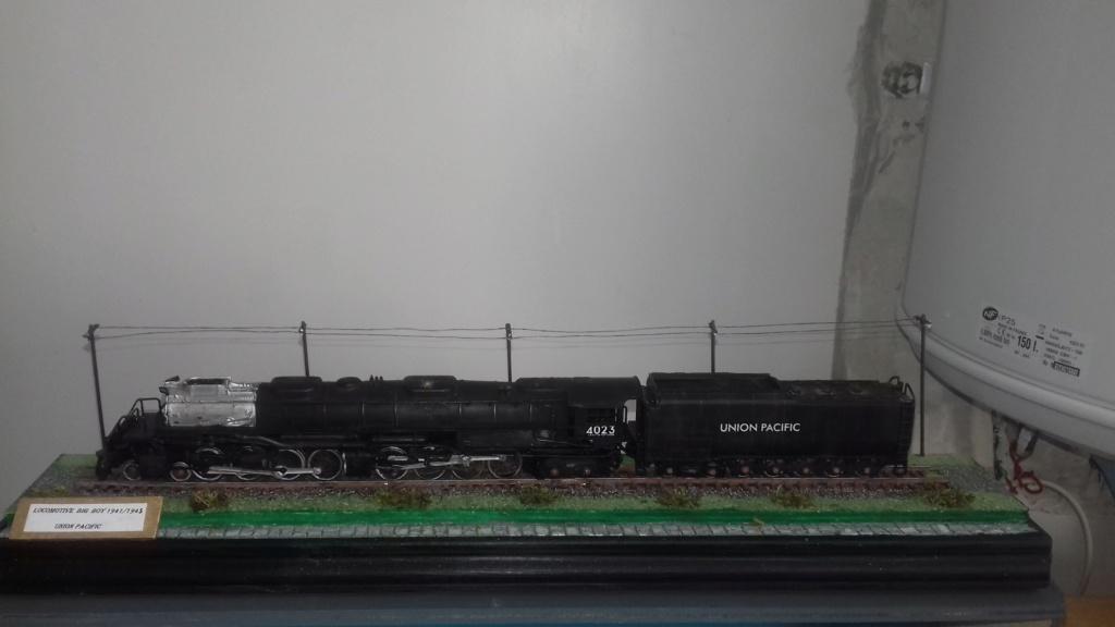 locomotive  Vapeur 20180616