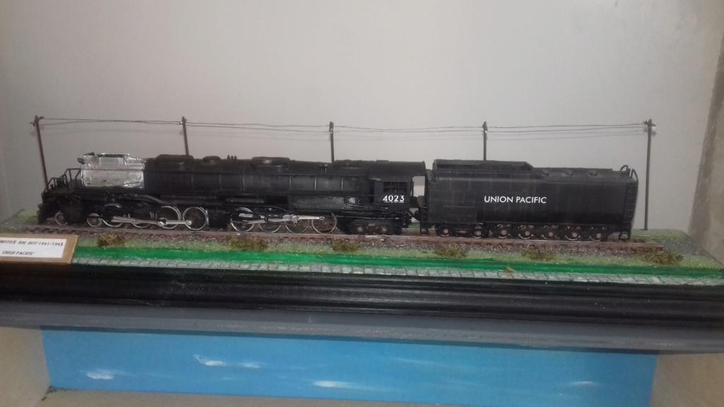 locomotive  Vapeur 20180617