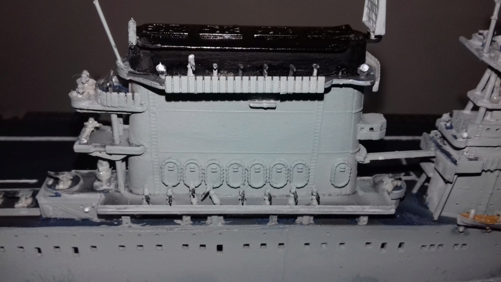 PORTE AVIONS USS LEXINGTON 05/1942  TRUMPETER  1/700 20181051