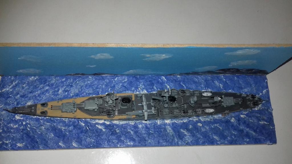 Croiseur lourd US CA-35 INDIANAPOLIS 1/700 20190111
