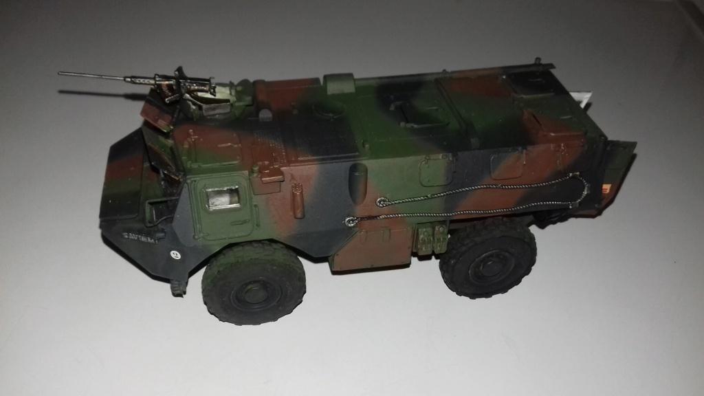 véhicule militaire Français 20190320
