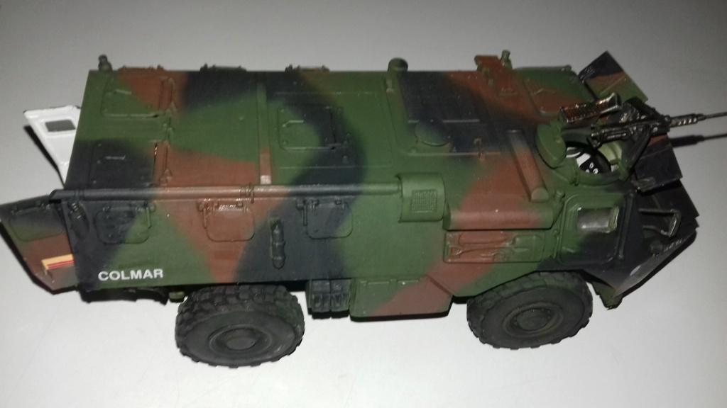 véhicule militaire Français 20190323