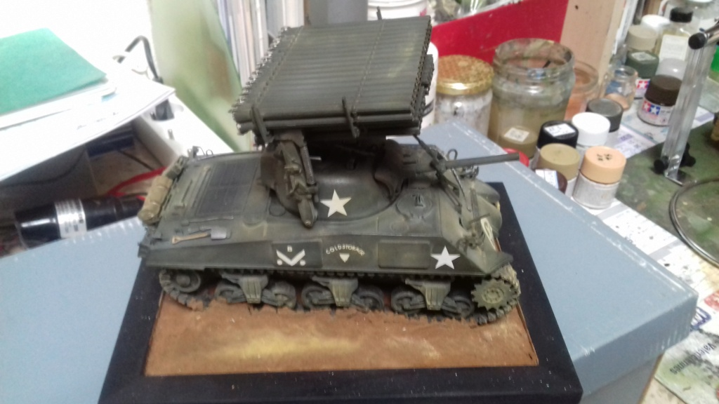 tank SHERMAN 20201114