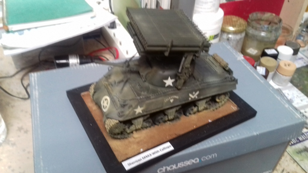 tank SHERMAN 20201115