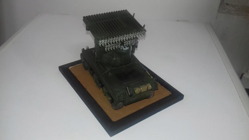 tank SHERMAN 2116