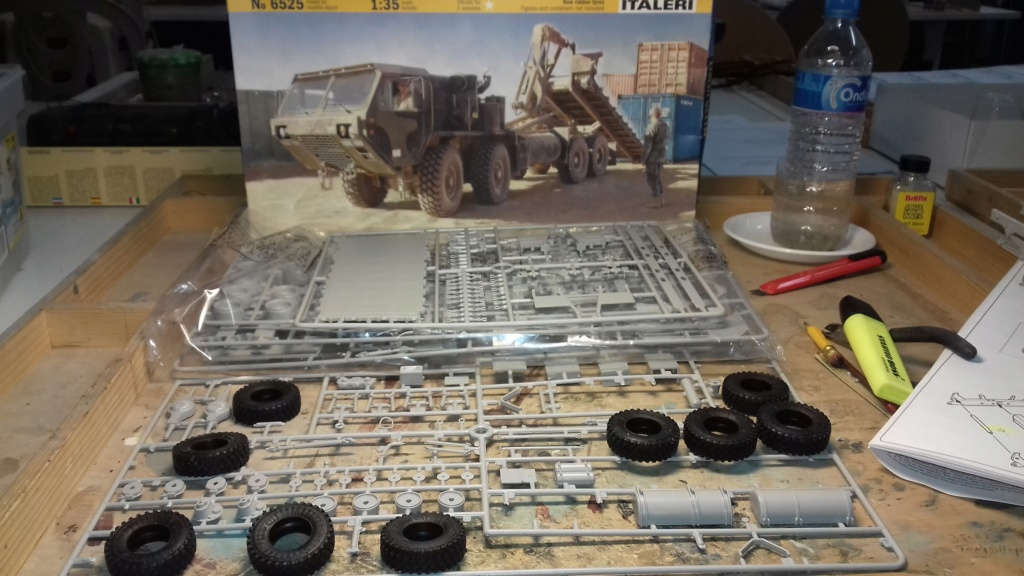 camion militaire 216