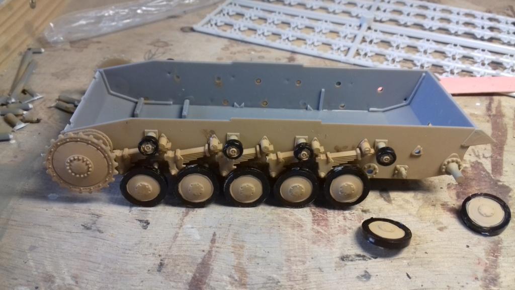 Tank Bison II  321