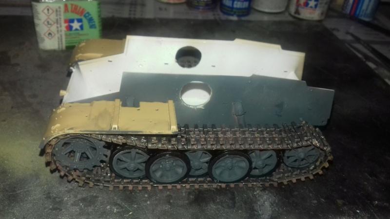 Char German  PZ.Kprw.I Ausf.f 323