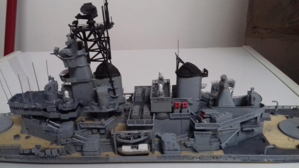 Cuirassé New Jersey BB-62 (Revell 1/350°) par andraud 13780 - Page 2 3611