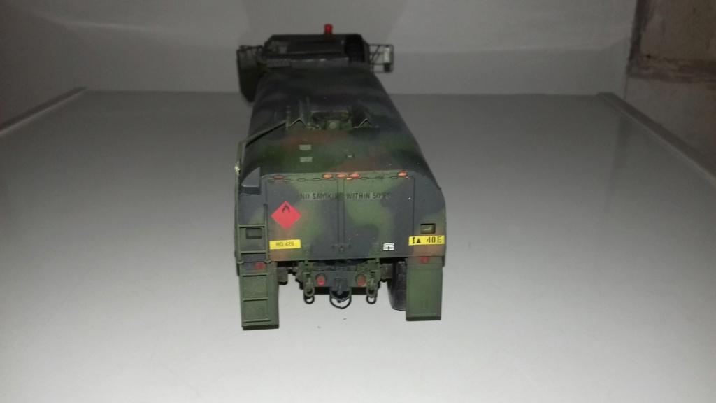 U.S. HEAVY FUEL TANKER  M-978  1/35 DE CHEZ ITALERI 3710