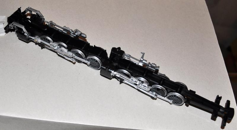 locomotive  Vapeur 41610