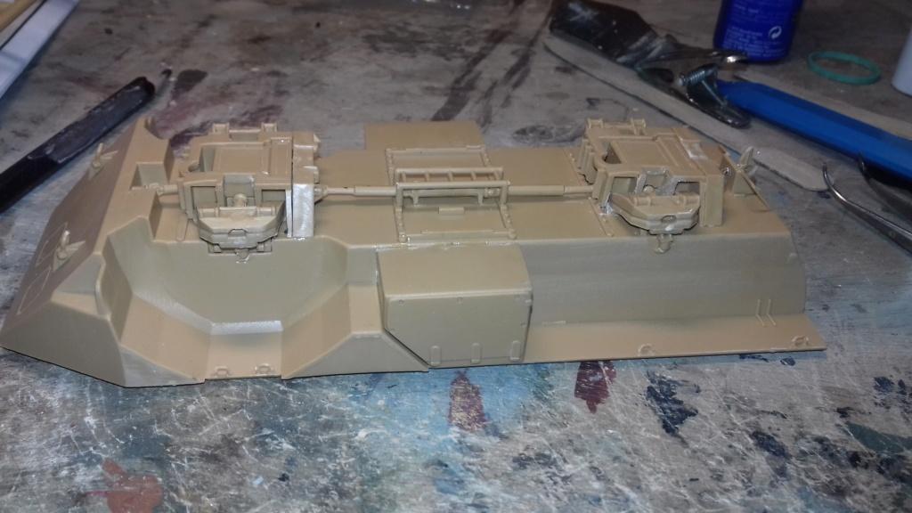 véhicule militaire Français 419