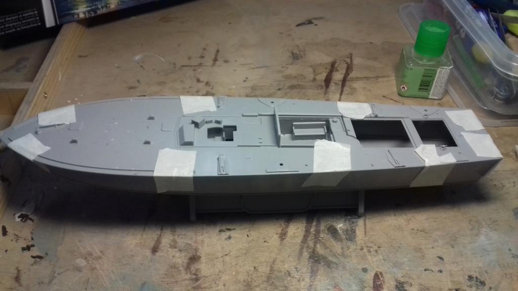 Vedette Torpedo 425