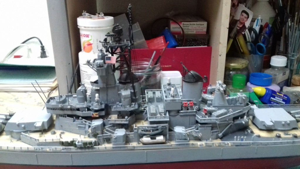 Cuirassé New Jersey BB-62 (Revell 1/350°) par andraud 13780 - Page 3 4910