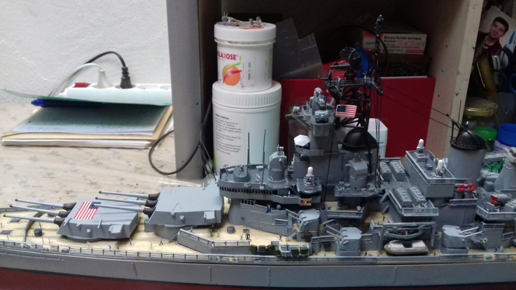 Cuirassé New Jersey BB-62 (Revell 1/350°) par andraud 13780 - Page 3 5010