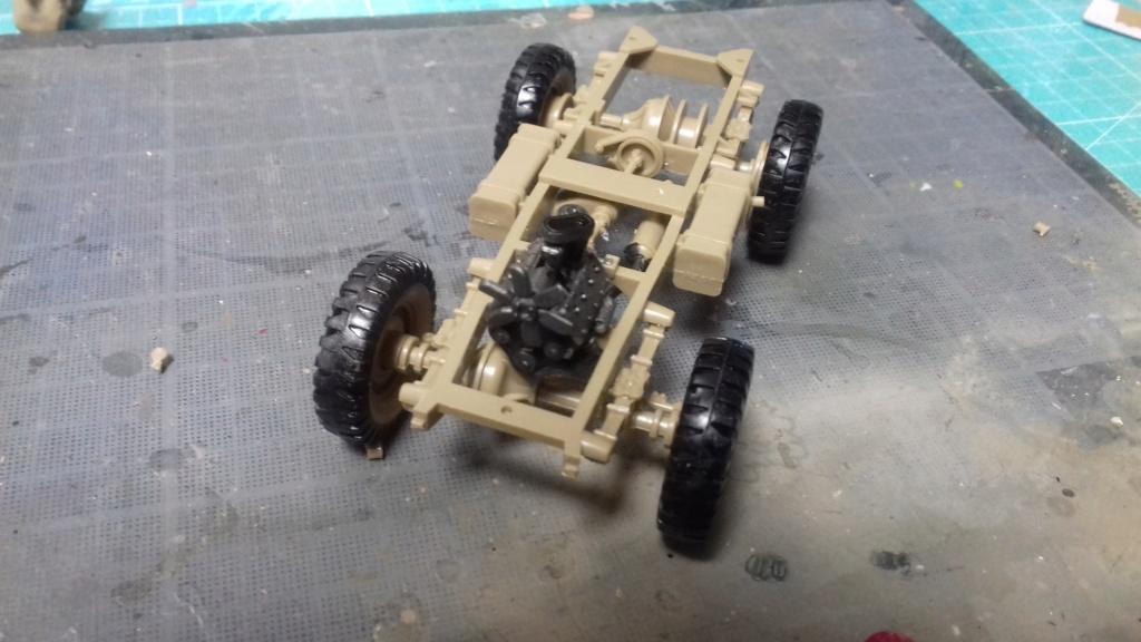 Véhicule  tractor  634