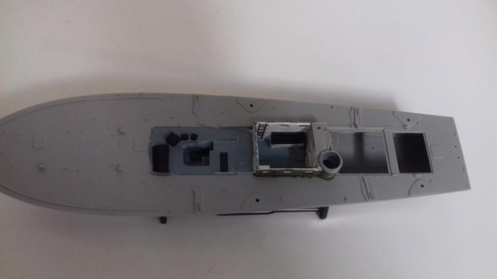 Vedette Torpedo 726